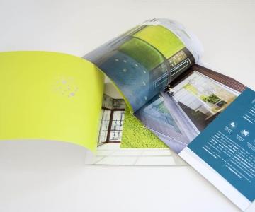Impression catalogue