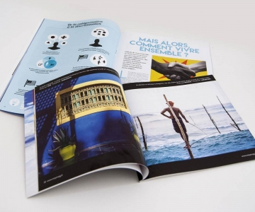 Impression magazines